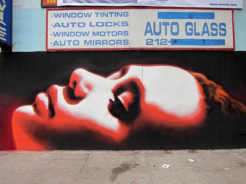 3201 Граффити от Эль Мак