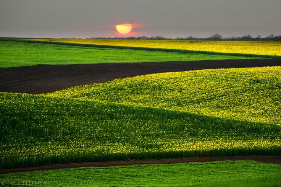 3225 Болгарские пейзажи фотографа Евгения Динева
