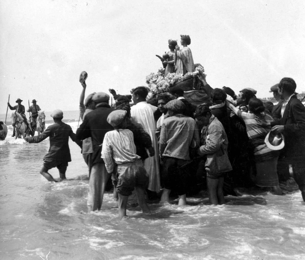 3229 Жизнь цыган в Европе до Второй Мировой войны
