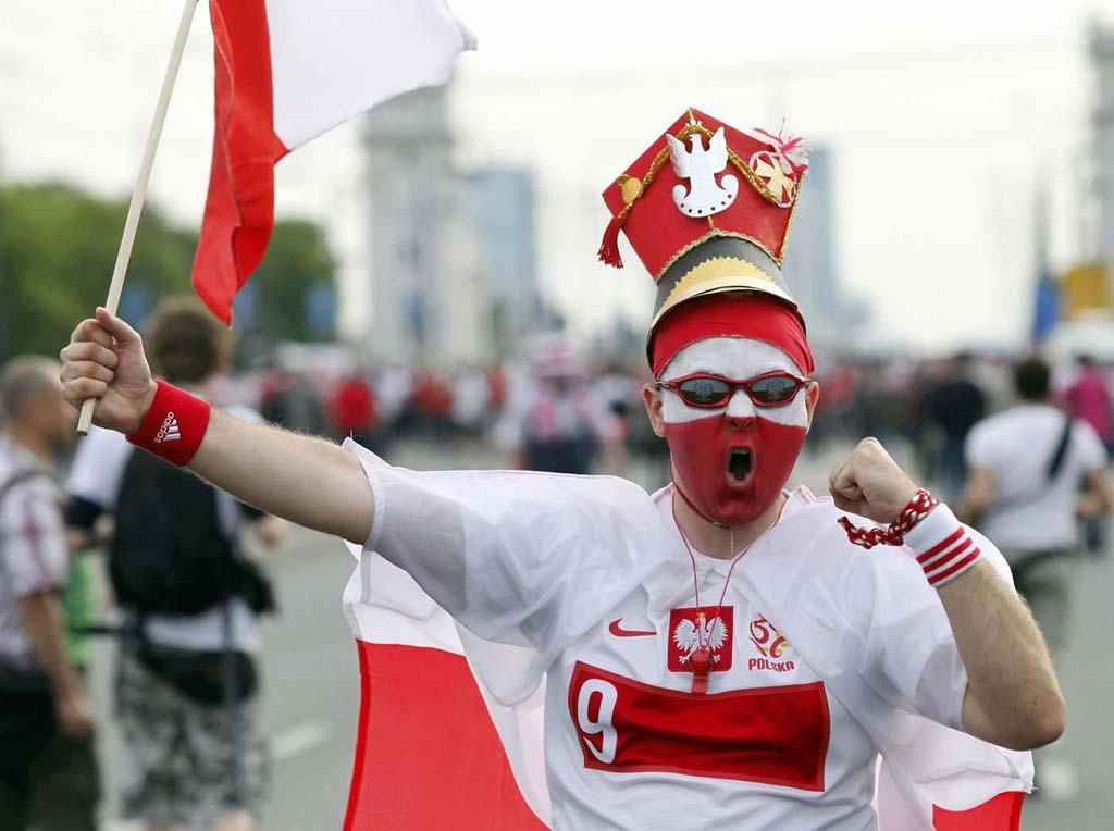 3247 Горячие фаны Евро 2012