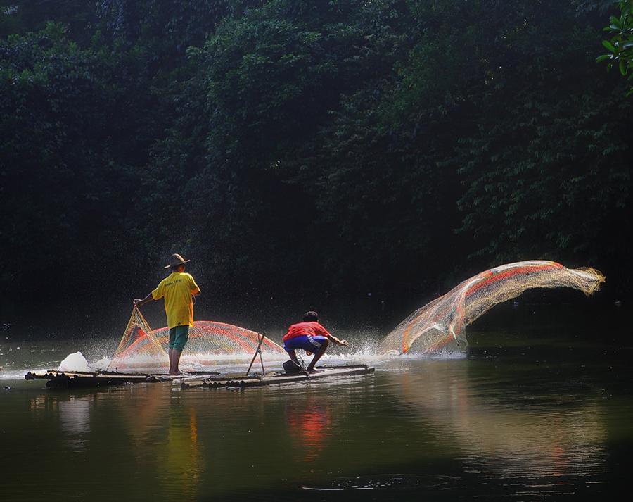 3253 Индонезийские истории фотографа Девана Иравана
