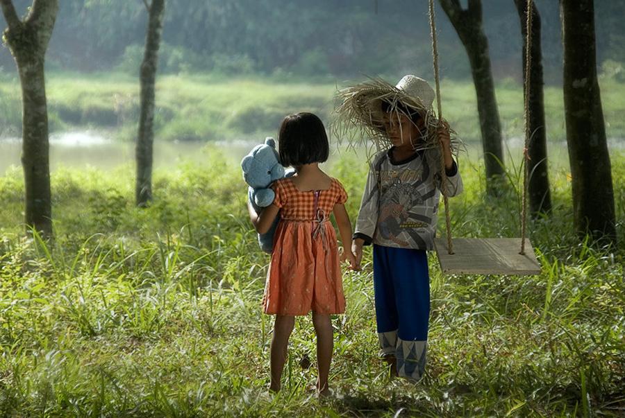 3254 Индонезийские истории фотографа Девана Иравана