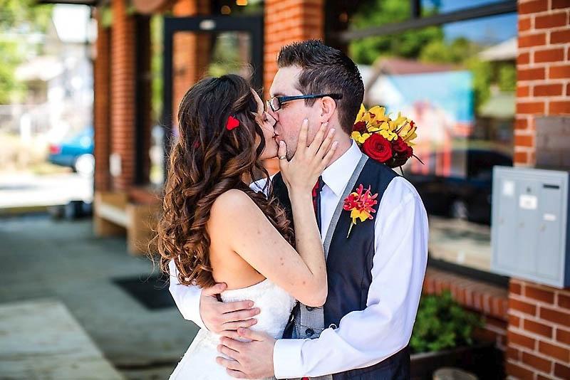 33 Свадьба в стиле игры Minecraft
