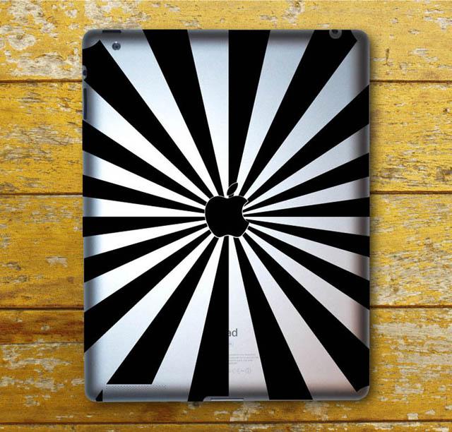 3312 33 креативных наклейки на ваш iPad