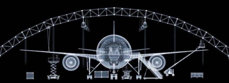 34Боинг 777 Рентгеновский взгляд на мир Ника Визи