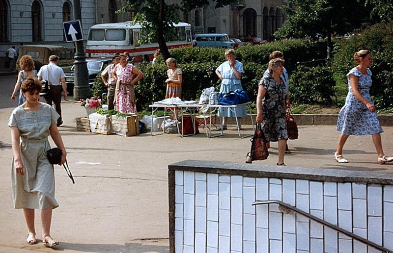 342 Советский Союз 1989 года глазами американца