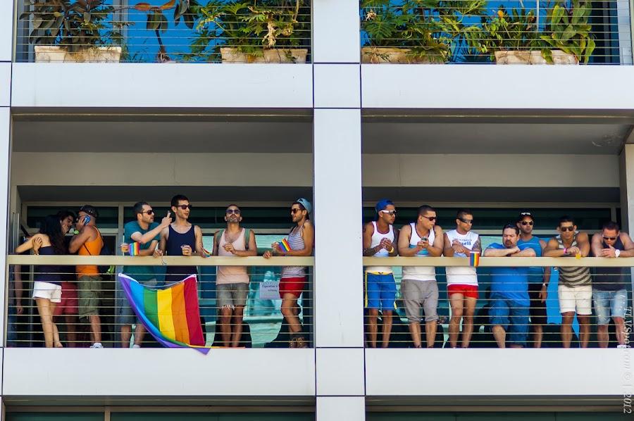 3424 Тель Авивский Гей Парад 2012