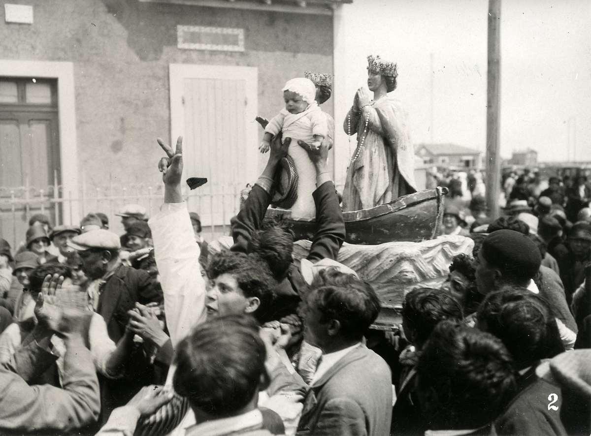 3426 Жизнь цыган в Европе до Второй Мировой войны