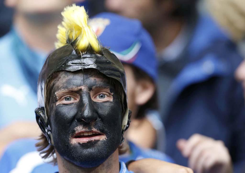 3432 Горячие фаны Евро 2012