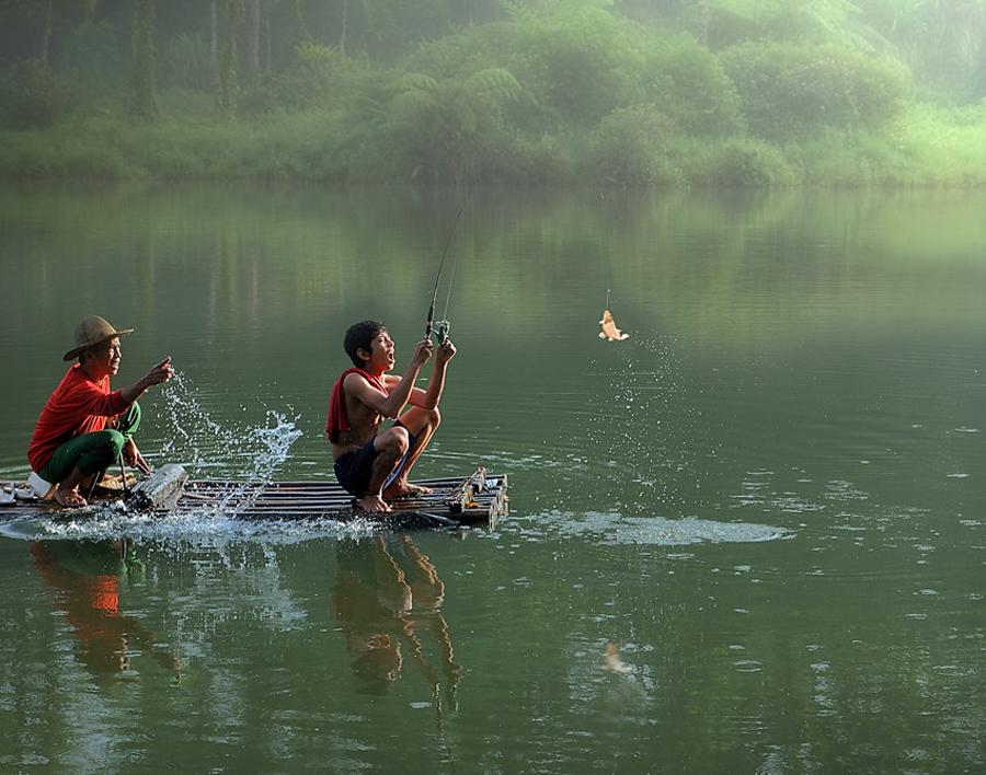 3434 Индонезийские истории фотографа Девана Иравана