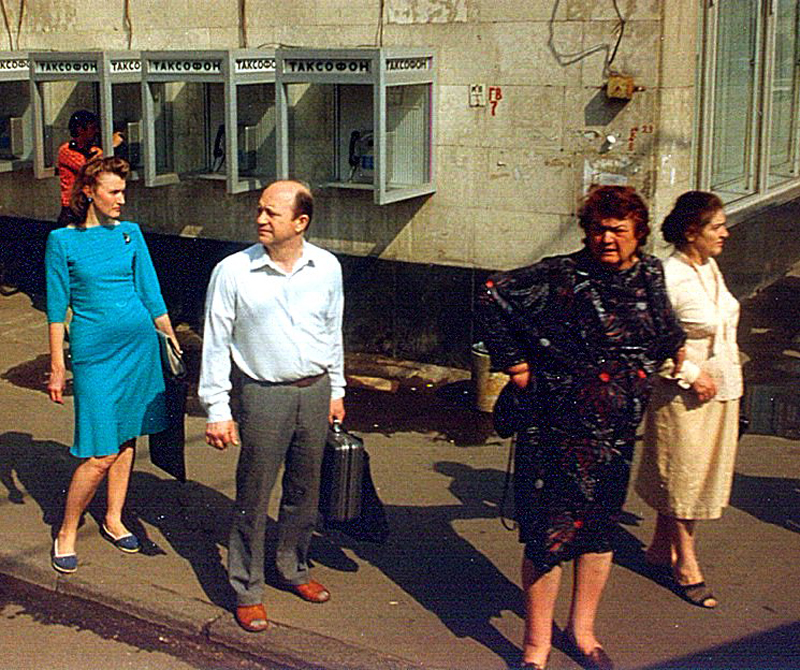 352 Советский Союз 1989 года глазами американца