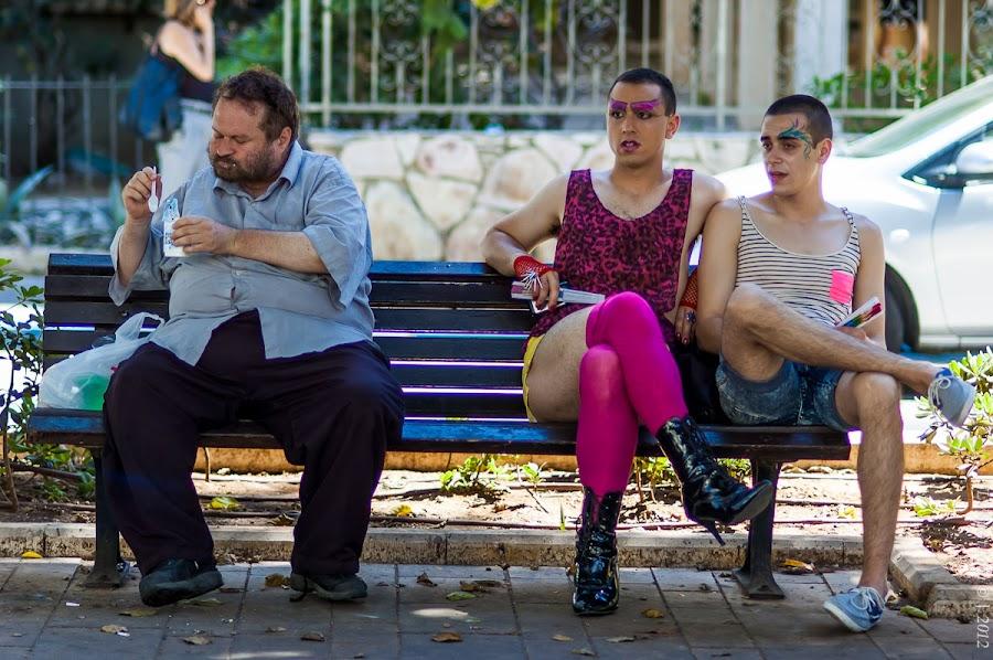 3523 Тель Авивский Гей Парад 2012
