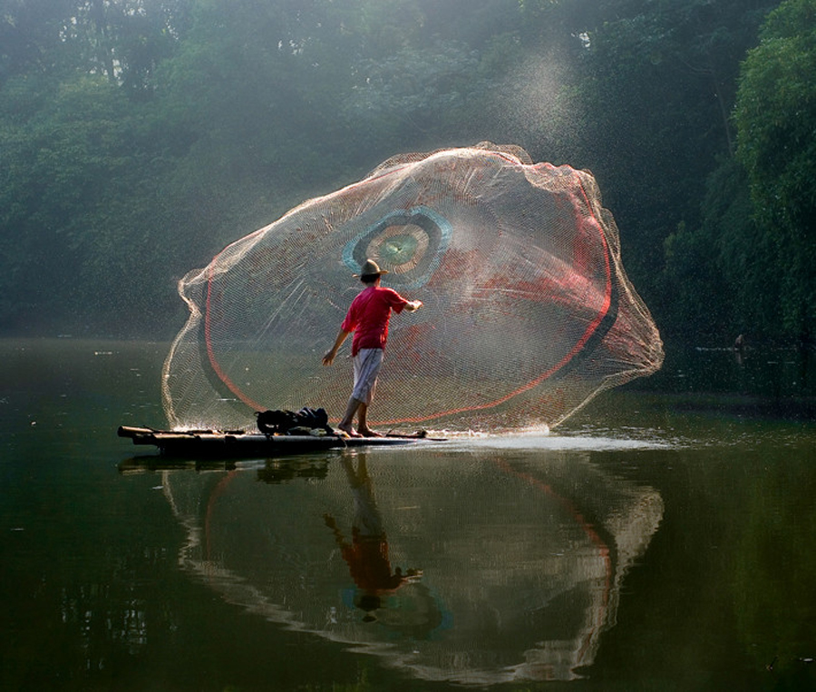 3533 Индонезийские истории фотографа Девана Иравана