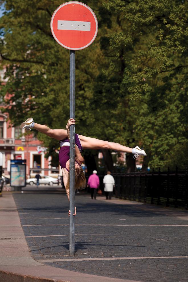 356 Dance Petersburg / Танцующий Петербург