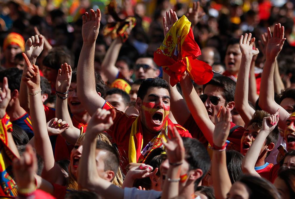 3619 Евро 2012   фанаты