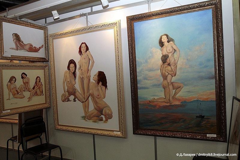 362 На выставке для взрослых «X'show 2012″ в Москве