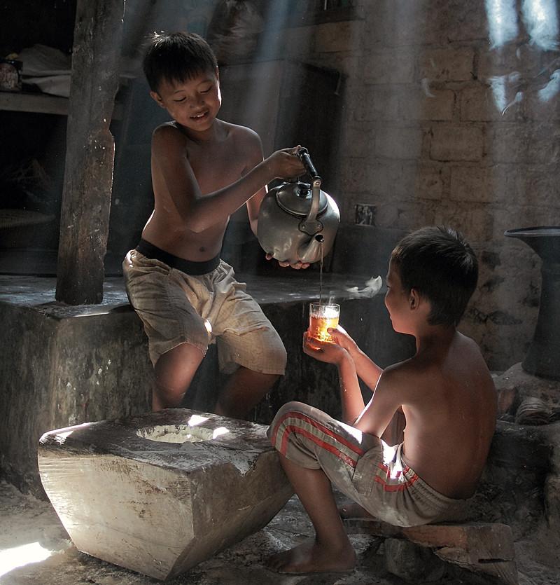 3631 Индонезийские истории фотографа Девана Иравана