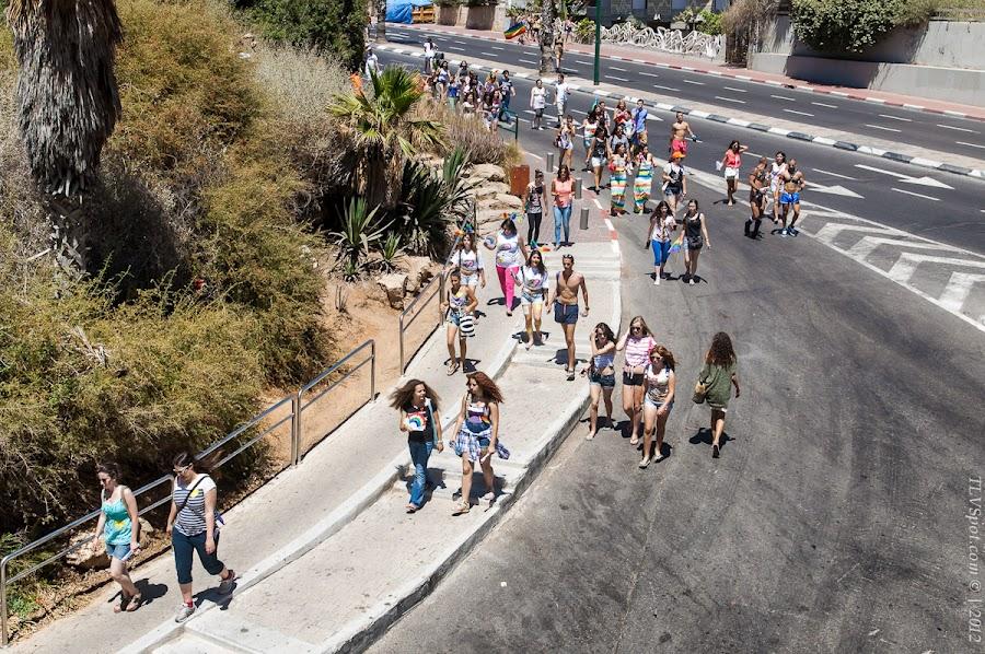 3721 Тель Авивский Гей Парад 2012