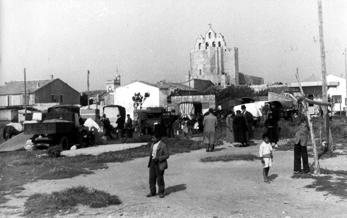 3722 Жизнь цыган в Европе до Второй Мировой войны