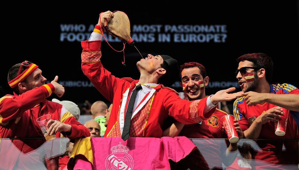 3815 Евро 2012   фанаты