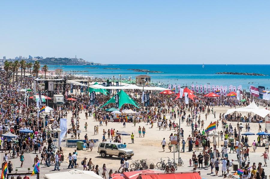3818 Тель Авивский Гей Парад 2012