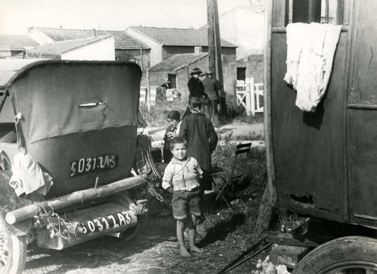 3819 Жизнь цыган в Европе до Второй Мировой войны