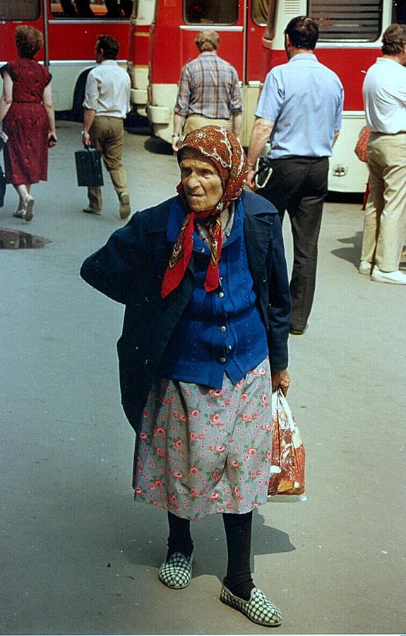 391 Советский Союз 1989 года глазами американца