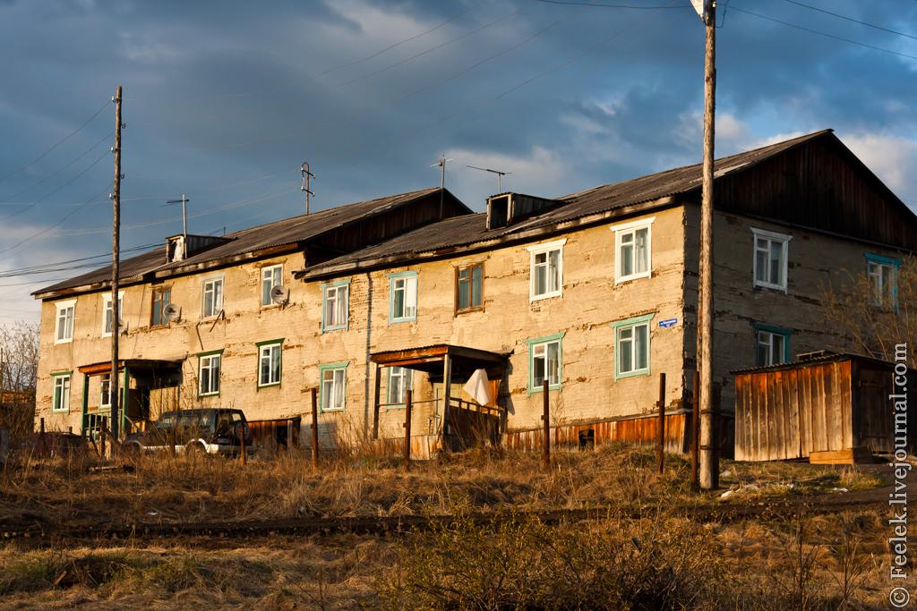 398 Село Байкит, Эвенкия