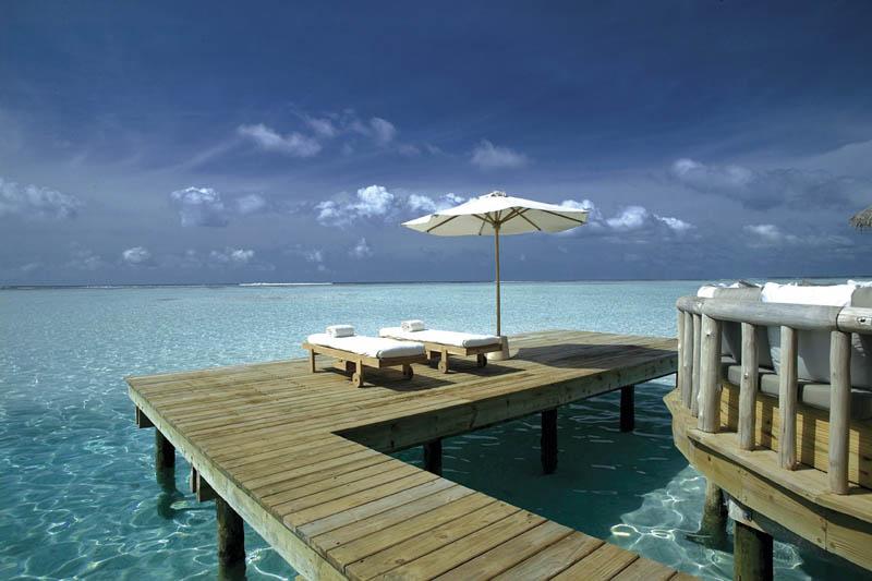 4 Удивительные домики отеля Soneva Gili на Мальдивах