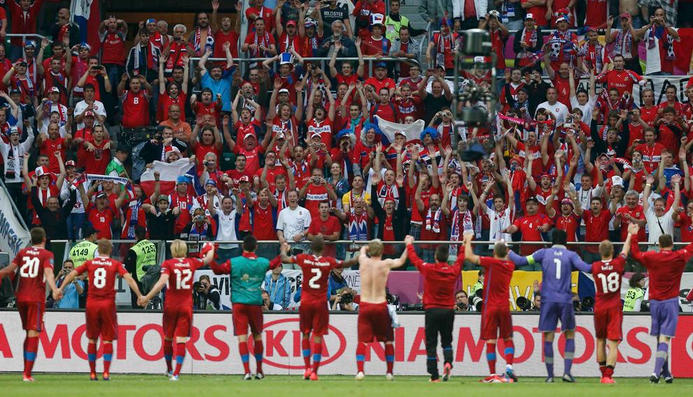 4012 Евро 2012   фанаты