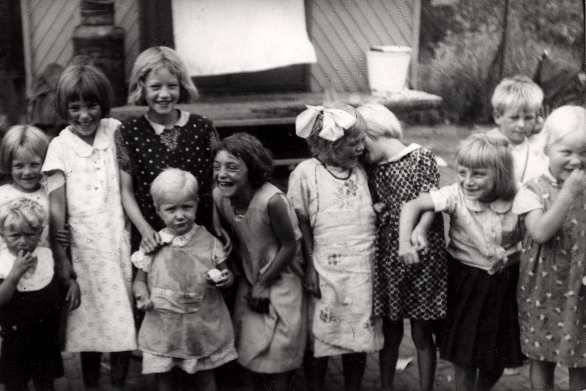 4015 Жизнь цыган в Европе до Второй Мировой войны