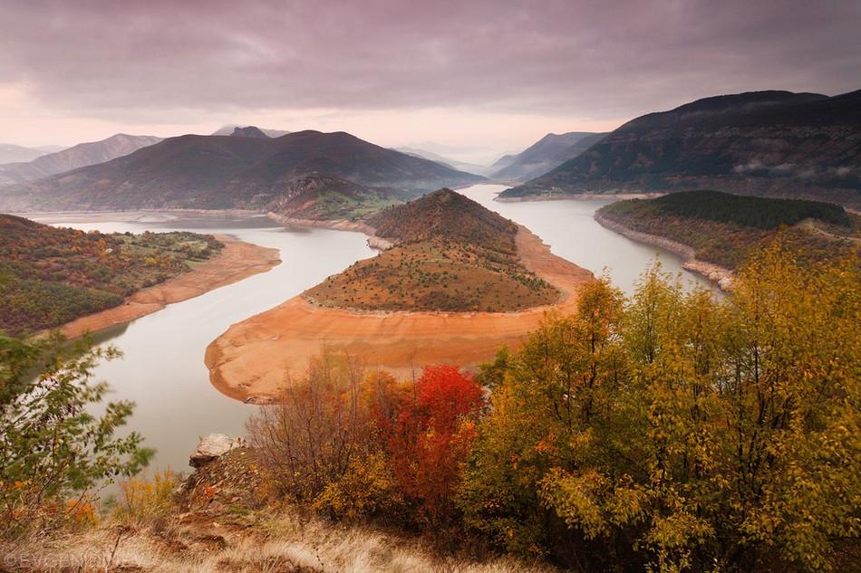 4123 Болгарские пейзажи фотографа Евгения Динева