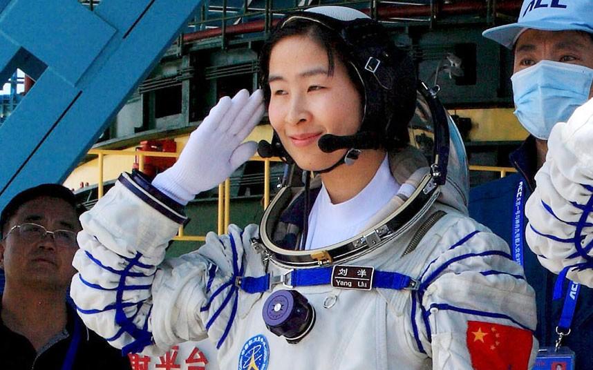 4131 Первая китайская женщина астронавт