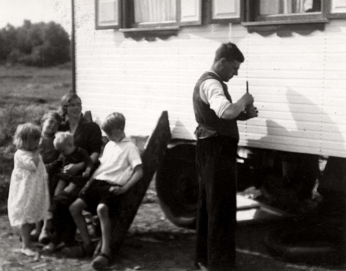 4137 Жизнь цыган в Европе до Второй Мировой войны