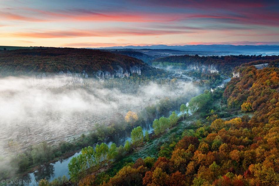 4216 Болгарские пейзажи фотографа Евгения Динева