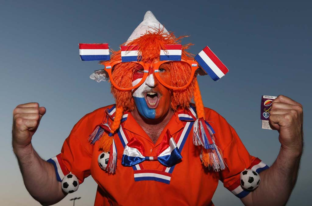 4319 Горячие фаны Евро 2012