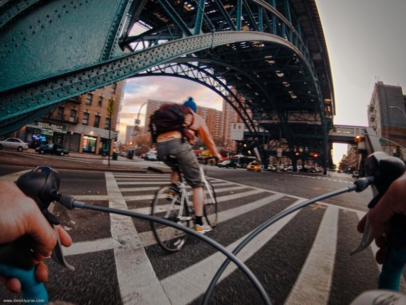 436 800x600 Нью Йорк глазами дорожного велосипеда