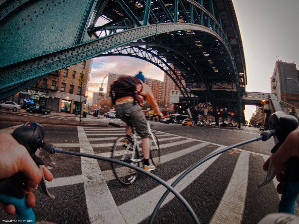436 Нью Йорк глазами дорожного велосипеда