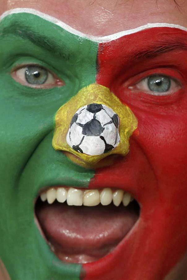 4419 Горячие фаны Евро 2012