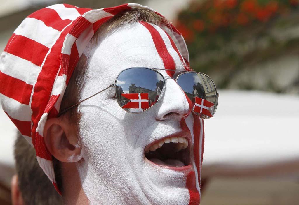 4517 Горячие фаны Евро 2012