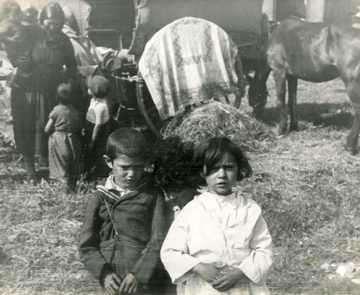 4613 Жизнь цыган в Европе до Второй Мировой войны