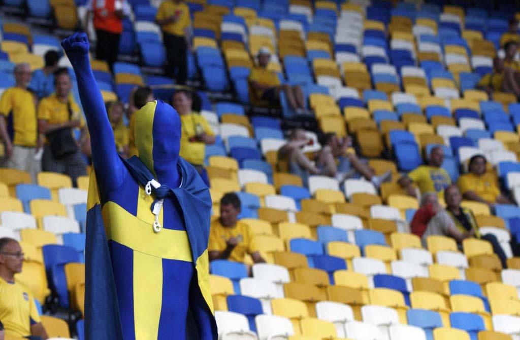 4715 Горячие фаны Евро 2012