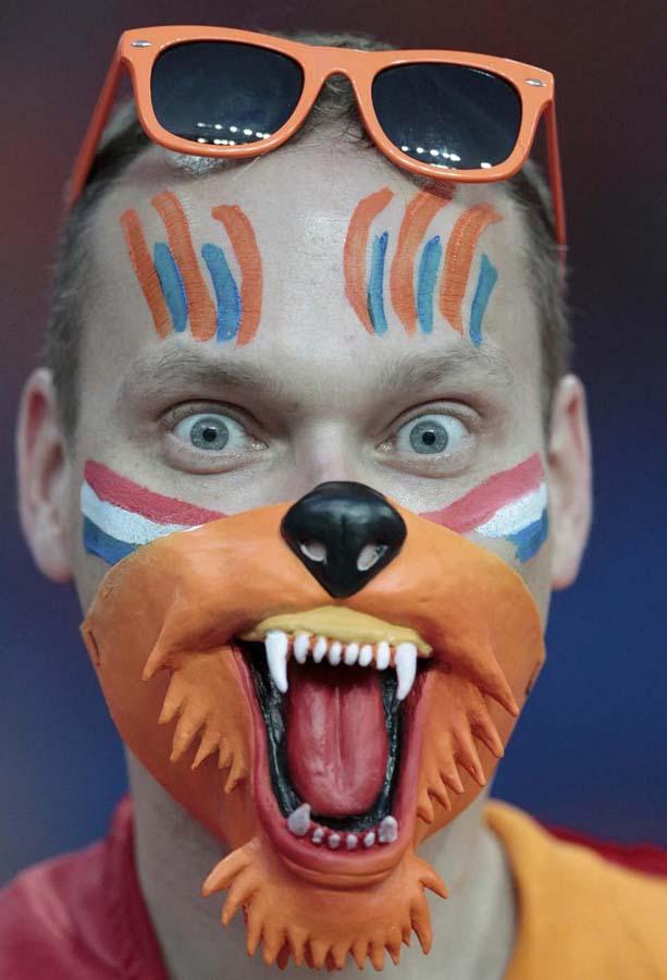 4815 Горячие фаны Евро 2012