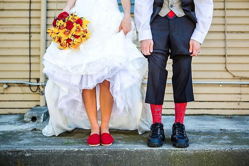 49 Свадьба в стиле игры Minecraft
