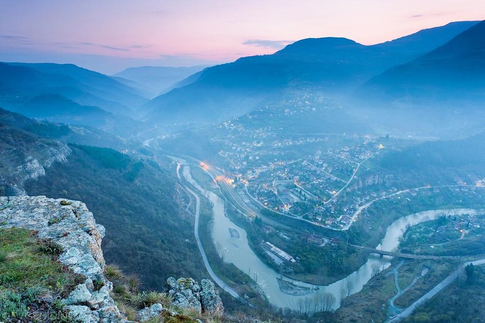 4911 Болгарские пейзажи фотографа Евгения Динева