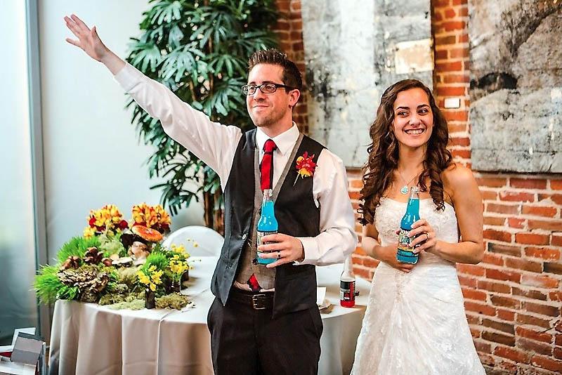 50 Свадьба в стиле игры Minecraft