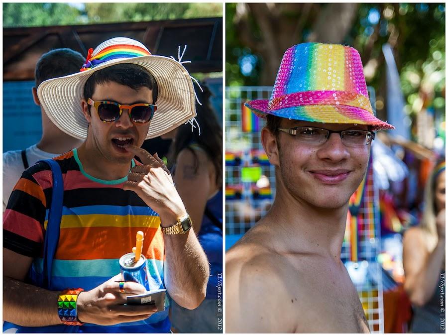 5117 Тель Авивский Гей Парад 2012