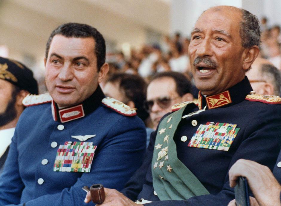 5133 Жизнь Хосни Мубарака в фотографиях