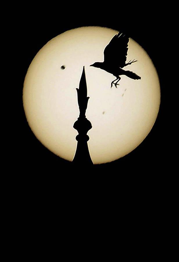 5146 Лучшие фотографии на космическую тематику за июнь 2012