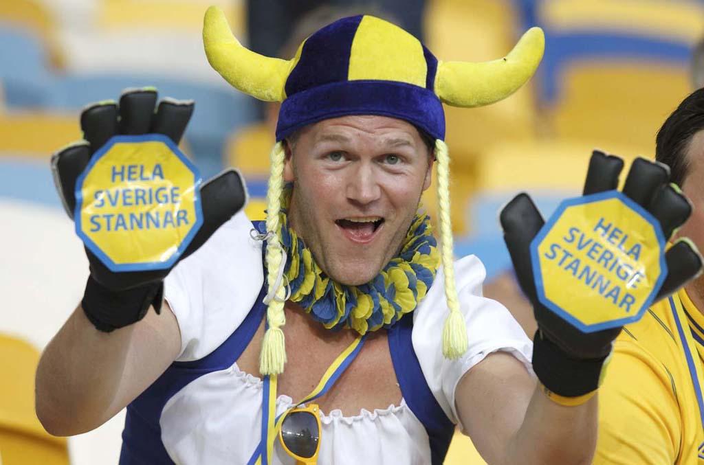 5166 Горячие фаны Евро 2012